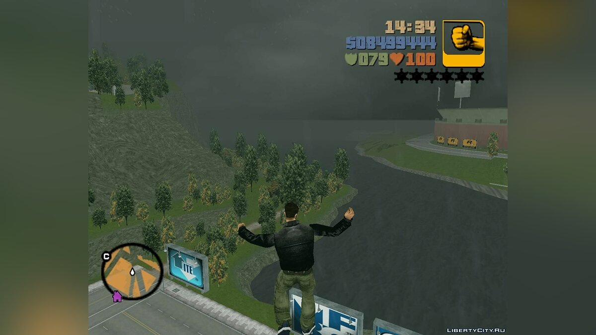 Traveler for GTA 3 - screenshot #4