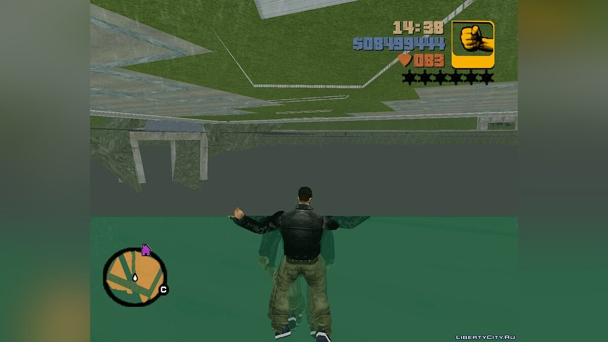 Traveler for GTA 3 - screenshot #2