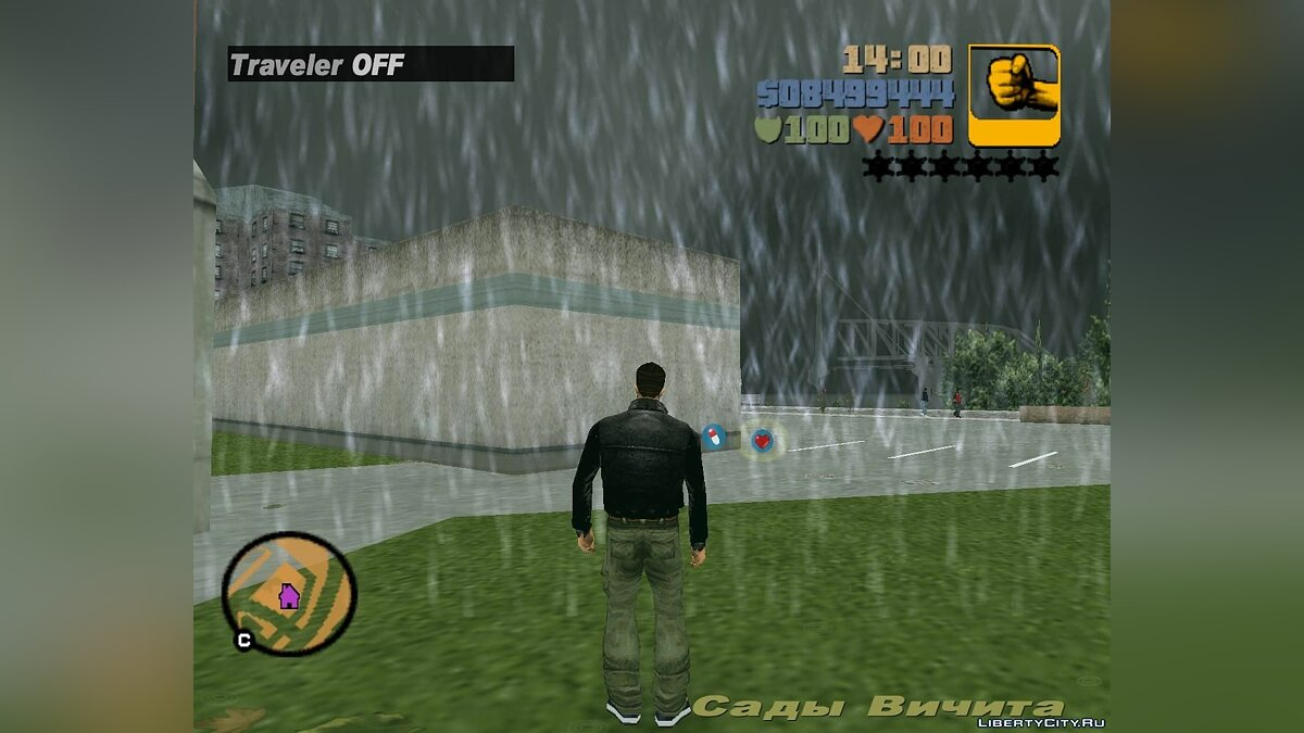 Traveler for GTA 3 - screenshot #3