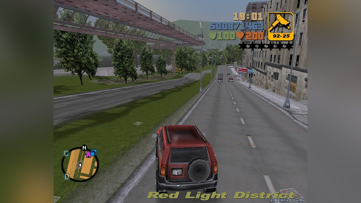 Script mod LC Mp3 Control v1.0 for GTA 3
