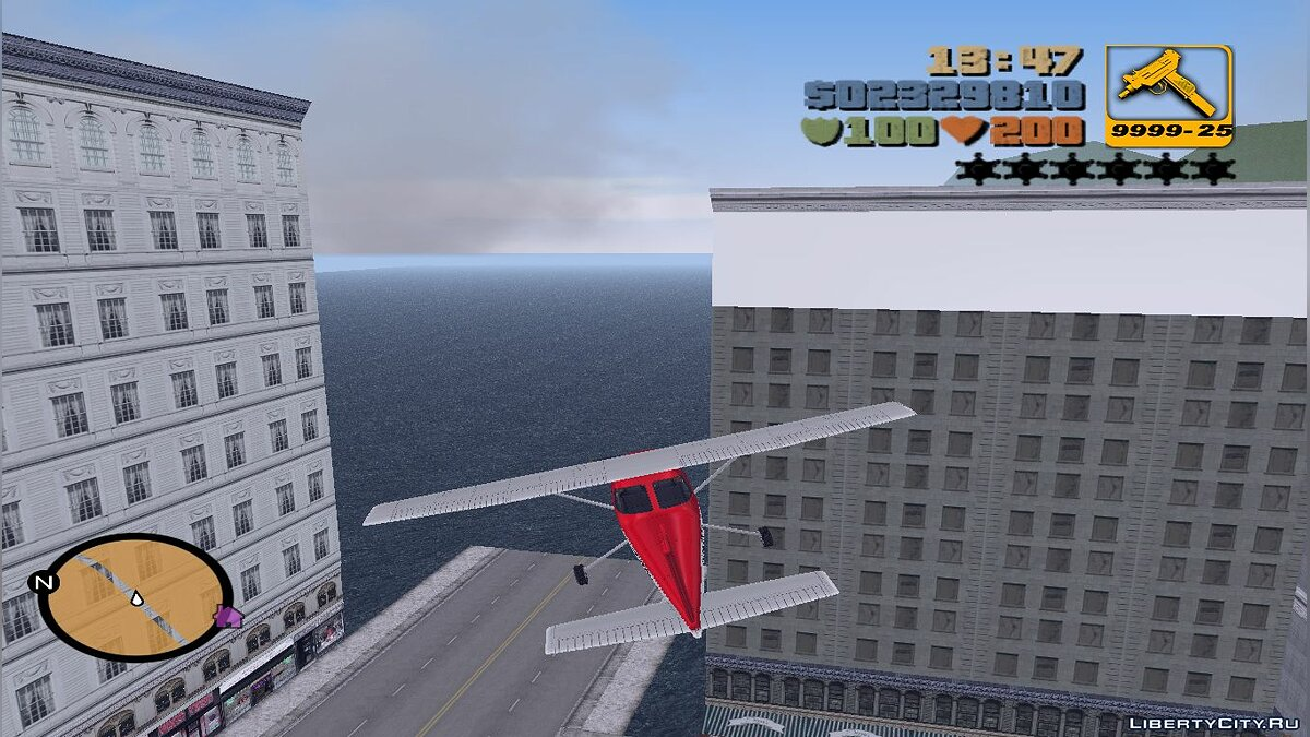 Script mod Dodo fix for GTA 3