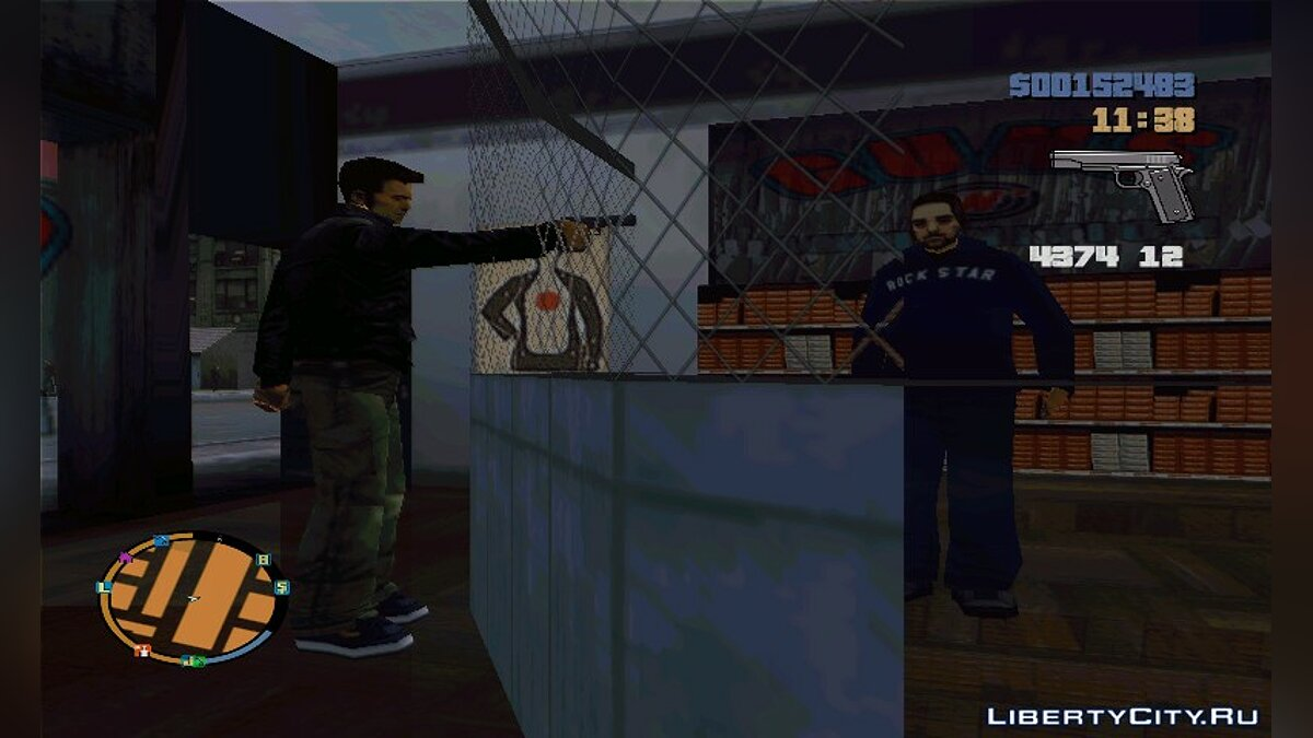 Set the trunk for GTA 3 - Картинка #3