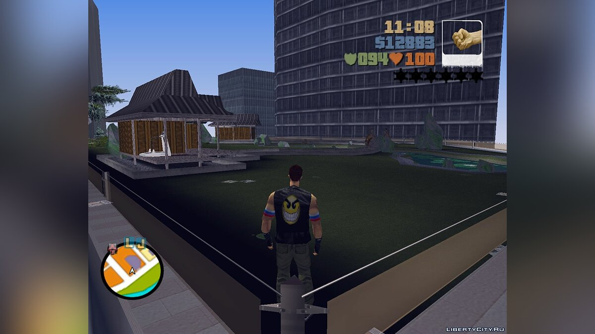 Access to the Apartments Joey, Donald and Kenji for GTA 3 - screenshot #3