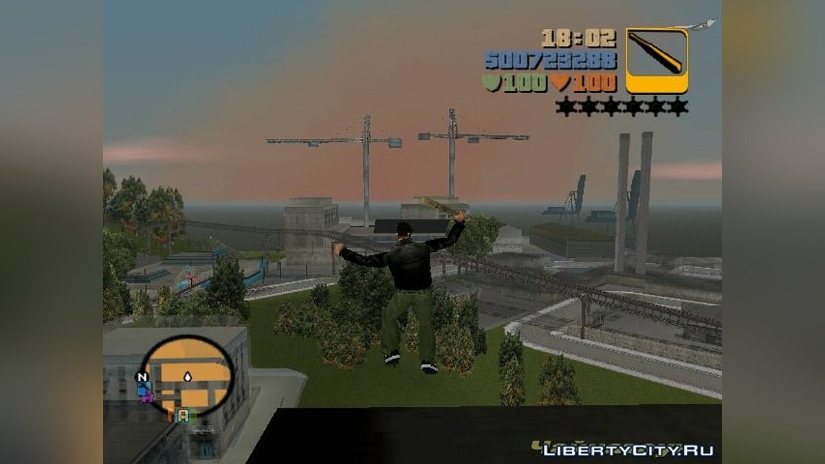 Script mod AIR CLEO cheat from SA for GTA 3