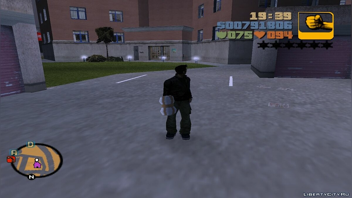 Pick up objects for GTA 3 - screenshot #3