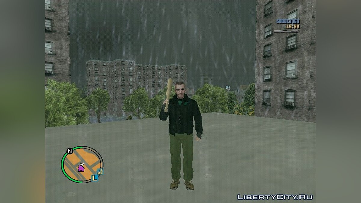 Niko Bellic Skin Pack for GTA 3