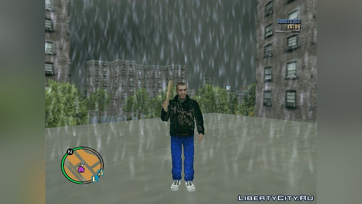 Niko Bellic Skin Pack for GTA 3 - screenshot #6