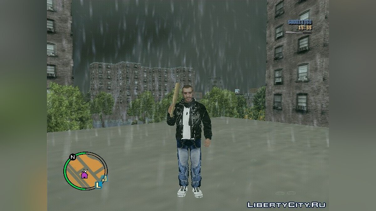 Niko Bellic Skin Pack for GTA 3 - screenshot #5