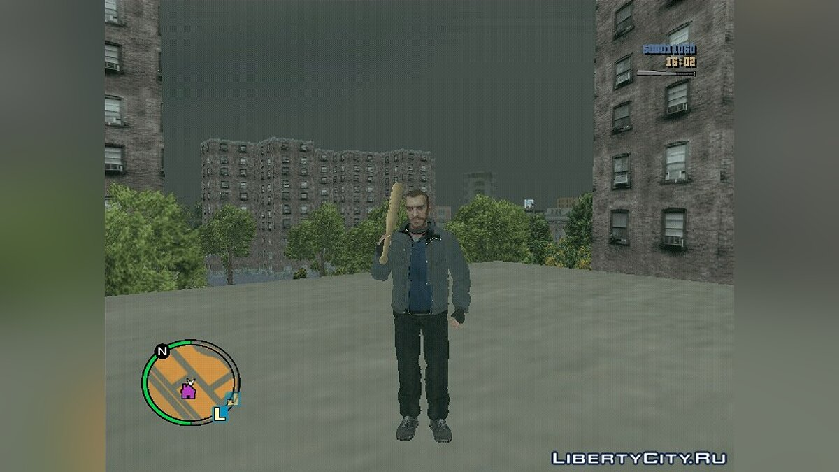 Niko Bellic Skin Pack for GTA 3 - screenshot #4