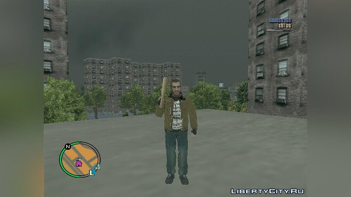 Niko Bellic Skin Pack for GTA 3 - screenshot #2