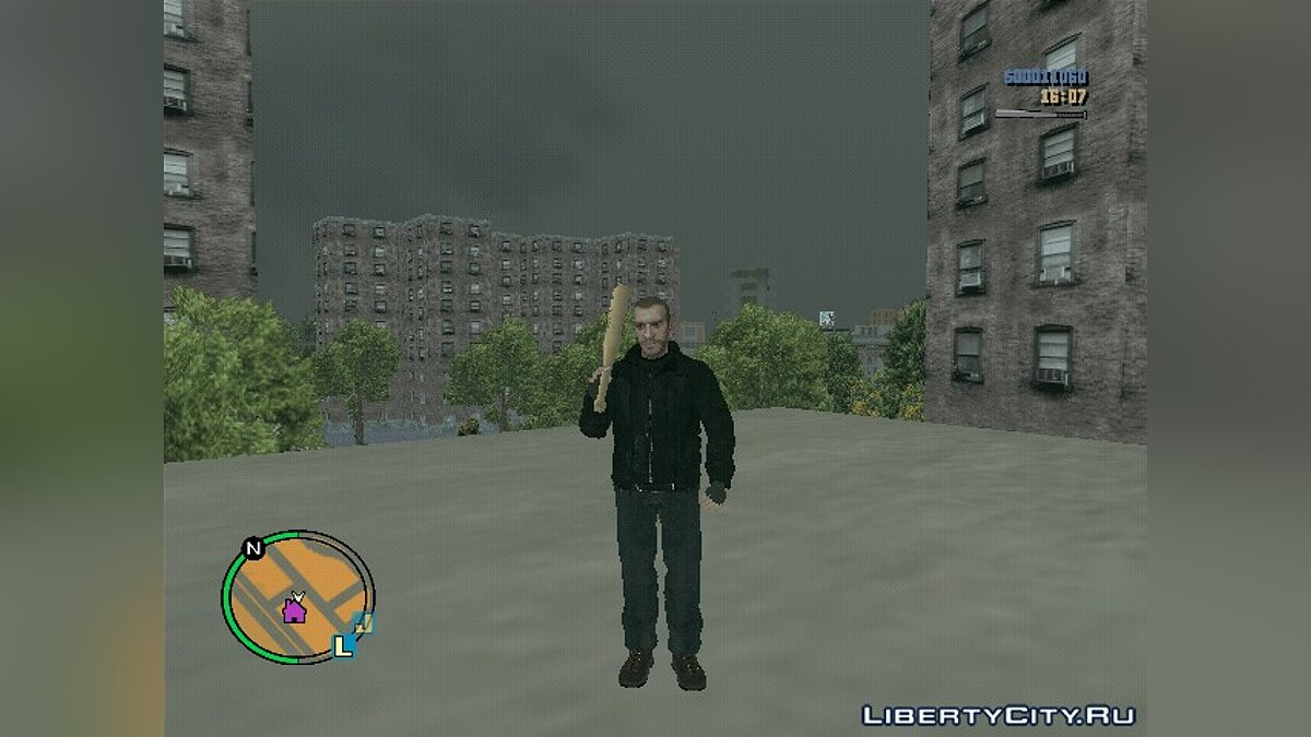 Niko Bellic Skin Pack for GTA 3 - screenshot #3