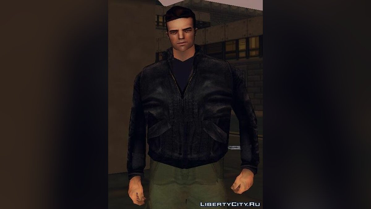 Skin packs Claude HD skins for GTA 3