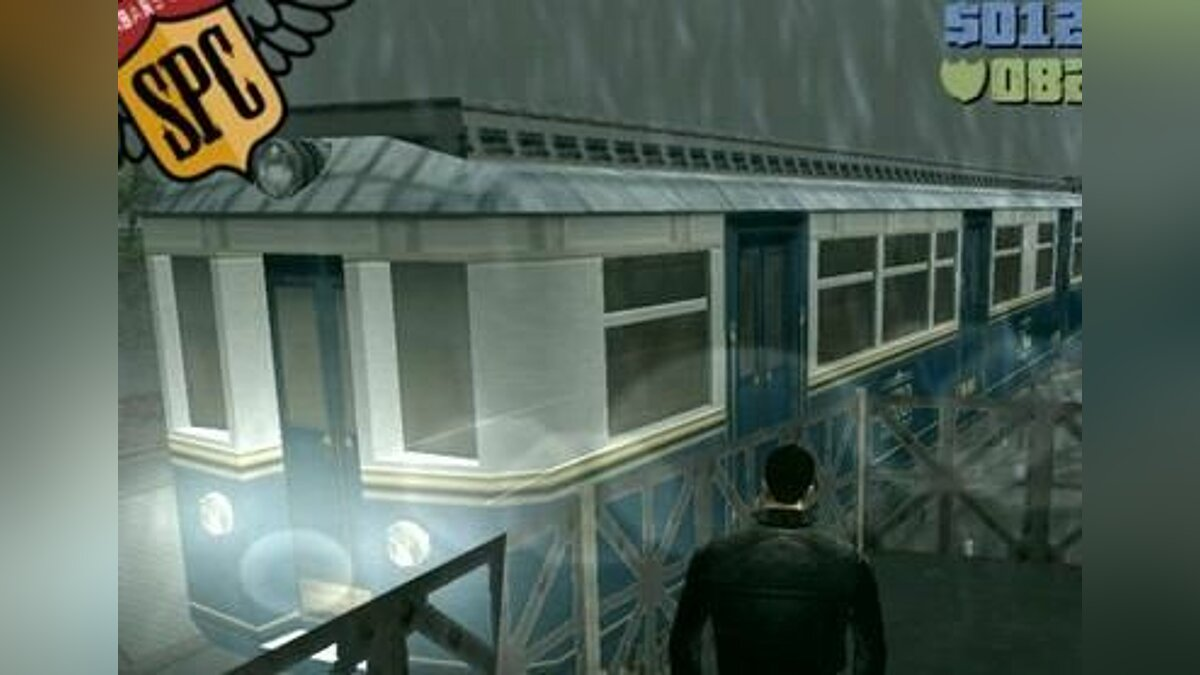 Lost Heaven Subway for GTA 3 - Картинка #1