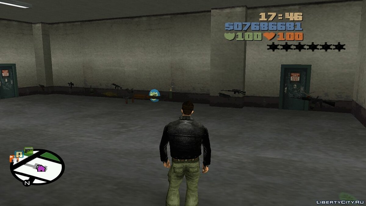 Improved set of Russian weapons. for GTA 3 - screenshot #10