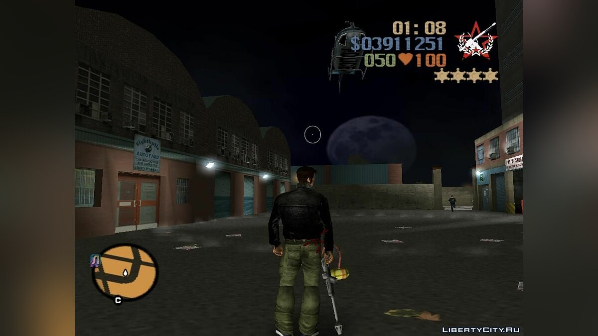 Pak domestic weapons v3 for GTA 3 - screenshot #4