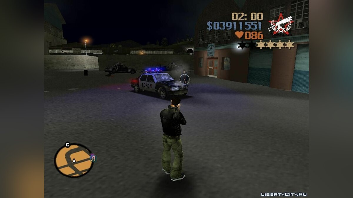 Pak domestic weapons v3 for GTA 3 - screenshot #2