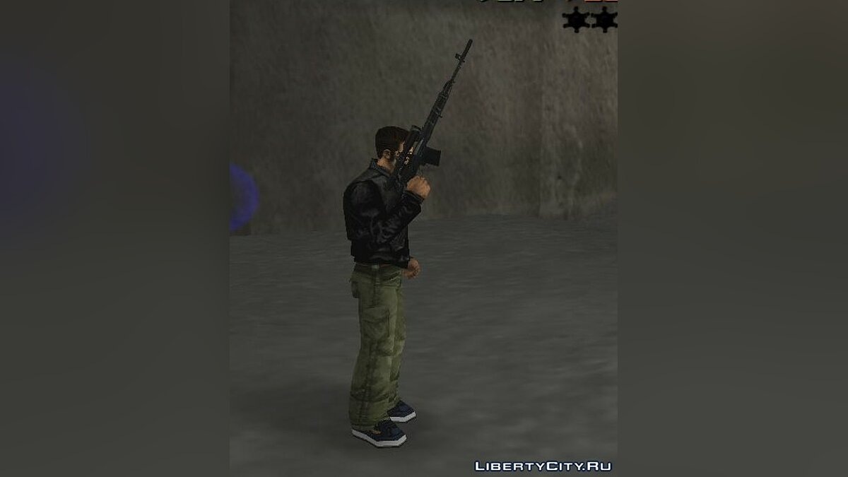 Pak of the Domestic Weapons for GTA 3 - Картинка #1