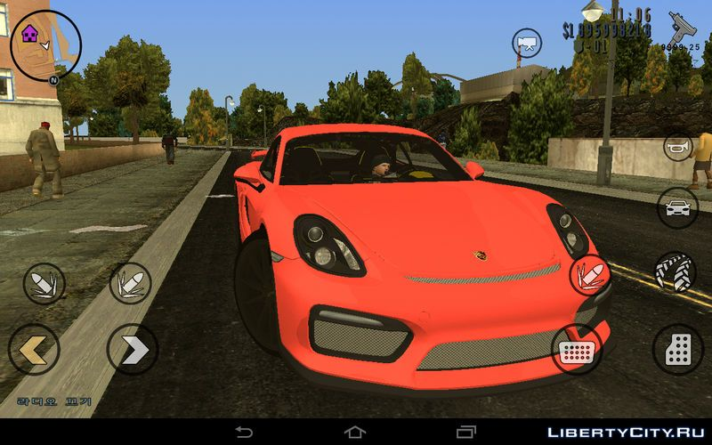 Files for GTA 3 (iOS, Android): cars, mods, skins