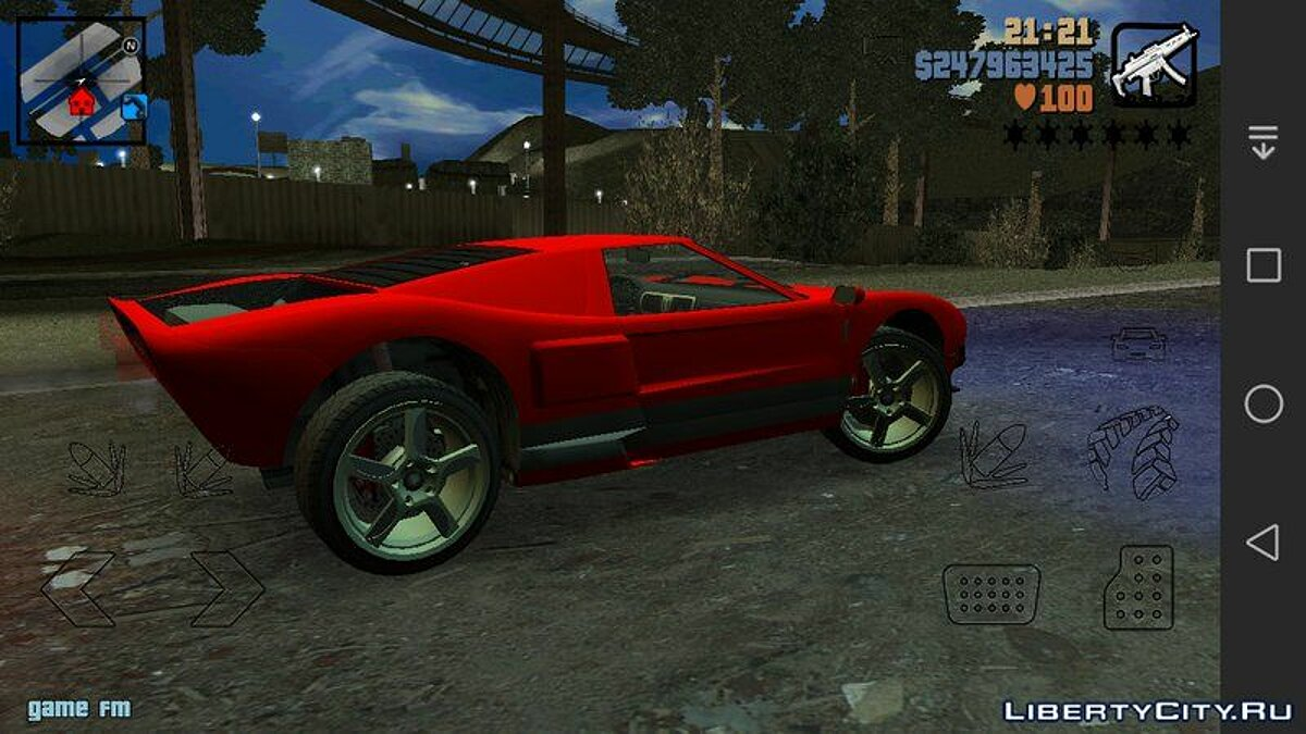 Vapid Bullet from GTA 5 for GTA 3 (iOS, Android) - screenshot #5