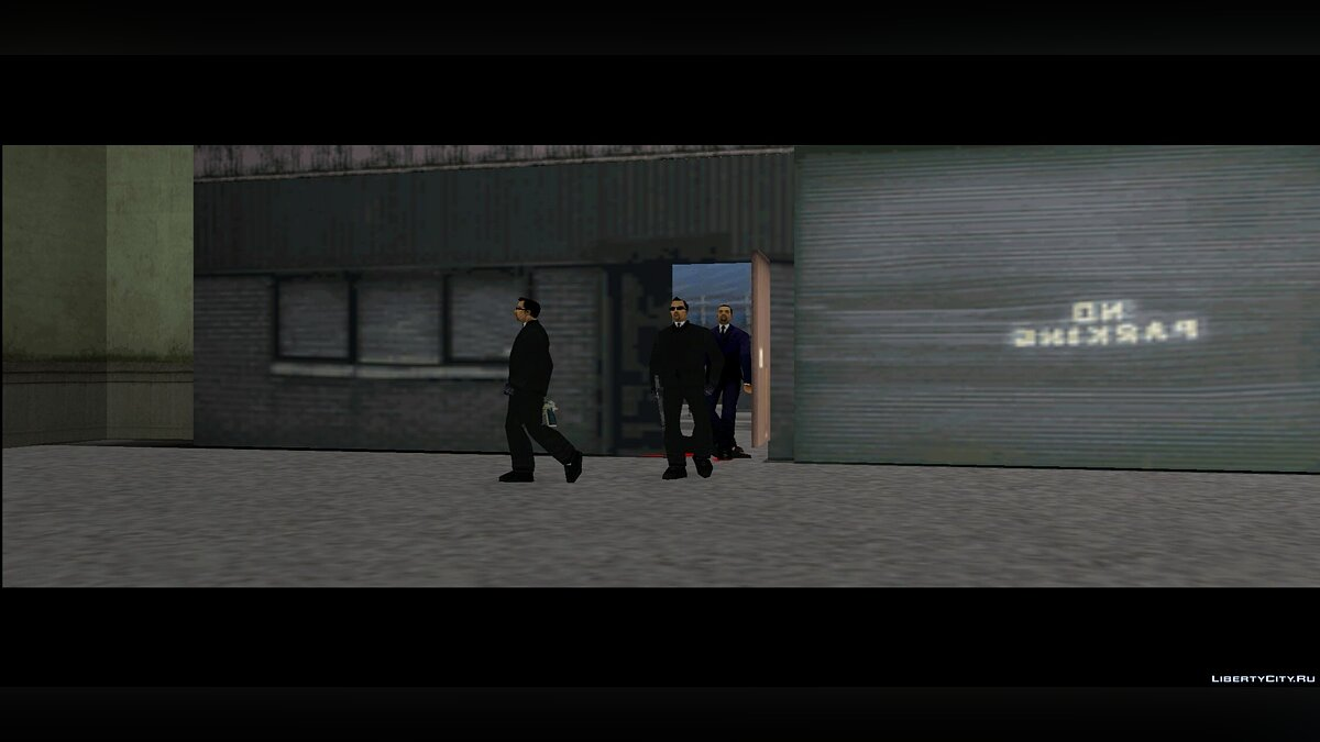 Global mod Grand Theft Auto: Frosted Winter v1.8 [Android Full Version] for GTA 3 (iOS, Android)