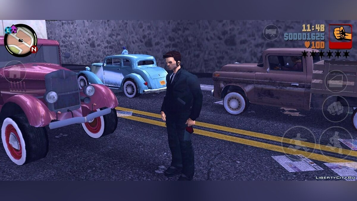 GTA 3 Liberty City 1969 Demo v0.1 for GTA 3 (iOS, Android) - Картинка #2