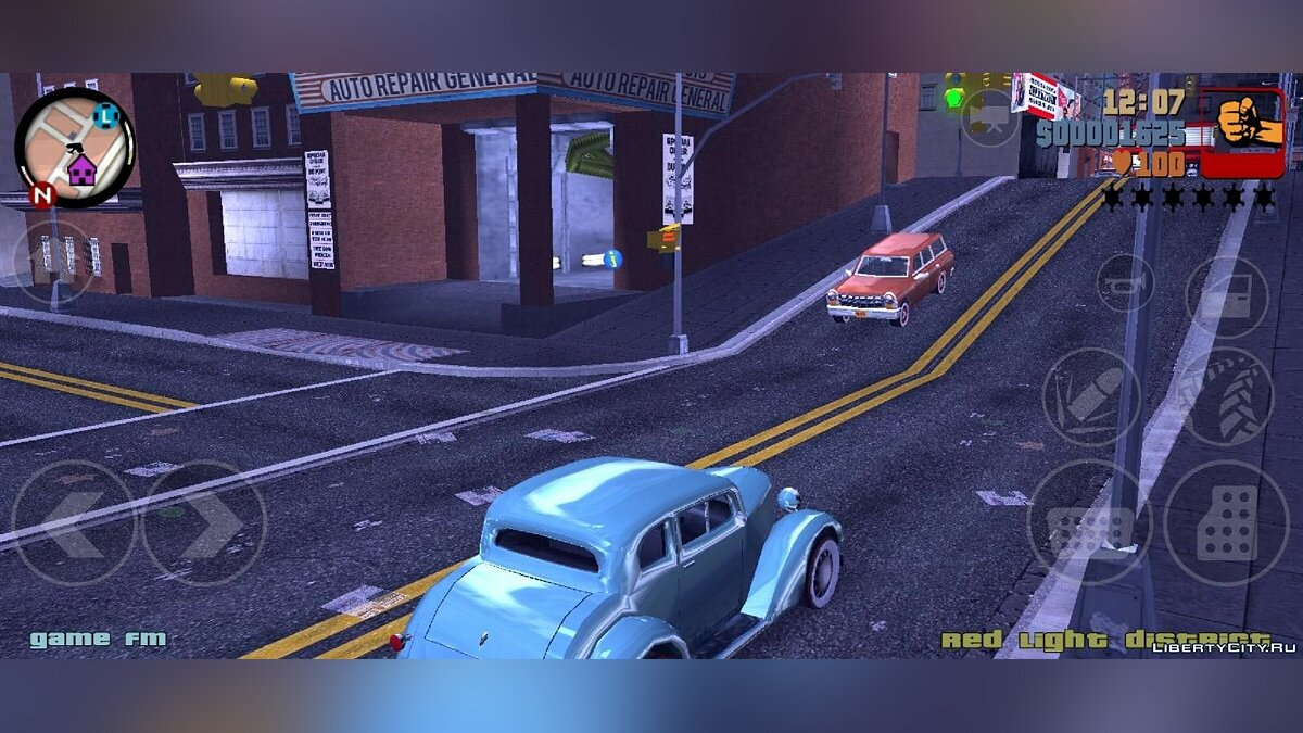 GTA 3 Liberty City 1969 Demo v0.1 for GTA 3 (iOS, Android) - Картинка #5