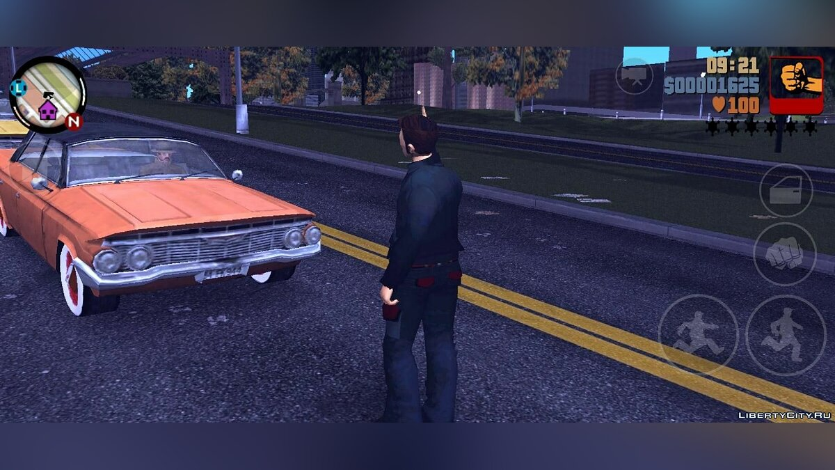 GTA 3 Liberty City 1969 Demo v0.1 for GTA 3 (iOS, Android) - Картинка #8