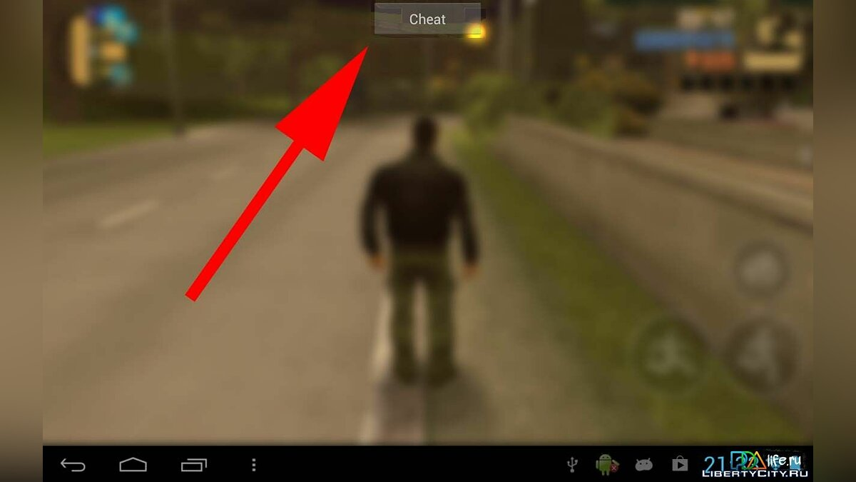 JCheater: GTA III Edition for GTA 3 (iOS, Android) - screenshot #2