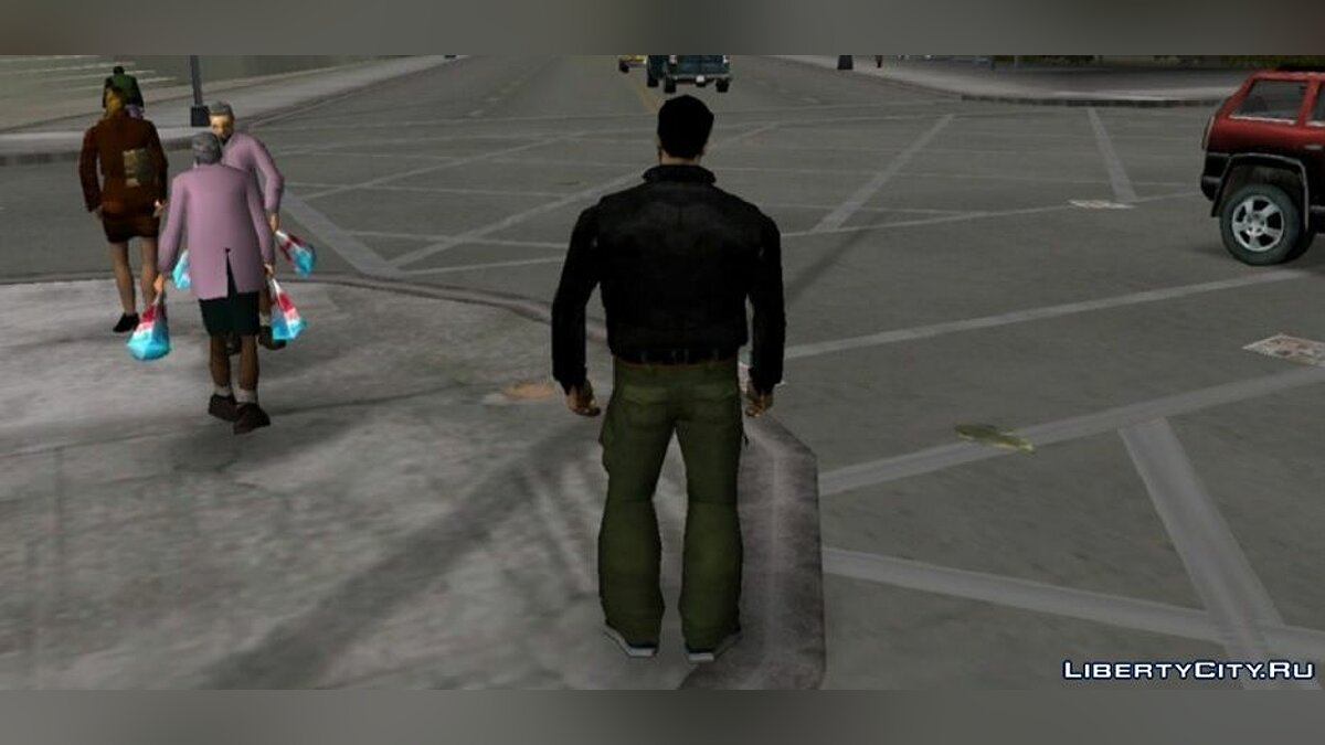 Mod Claude Speed HD for GTA 3 (iOS, Android)