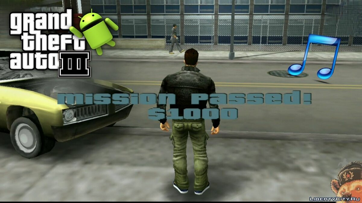 Mod Red Army Melody (Miscom.mp3) for Android for GTA 3 (iOS, Android)
