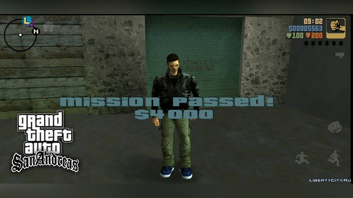 Mod 3D Universe Mission Passed Melody for Android for GTA 3 (iOS, Android)