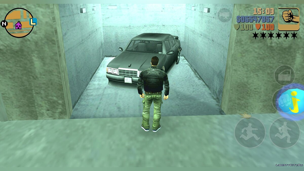 Save GTA III Starter Save By Bunik for GTA 3 (iOS, Android)