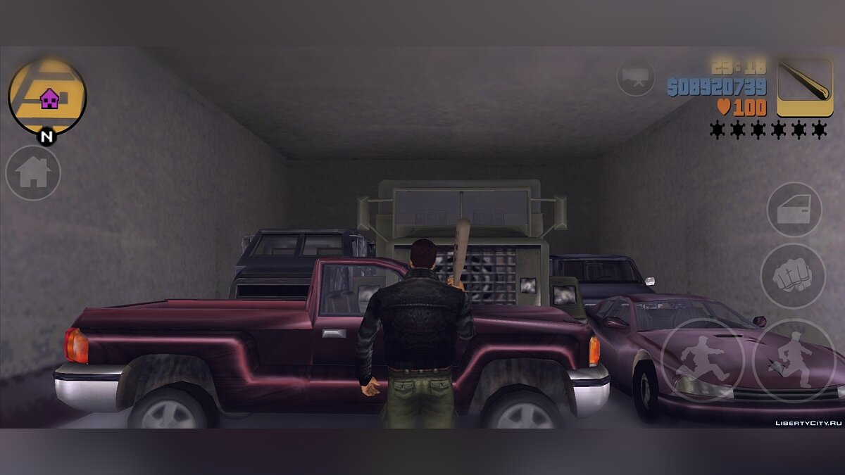 Save (GTA 3) 100% Save / Sync [Android] for GTA 3 (iOS, Android)