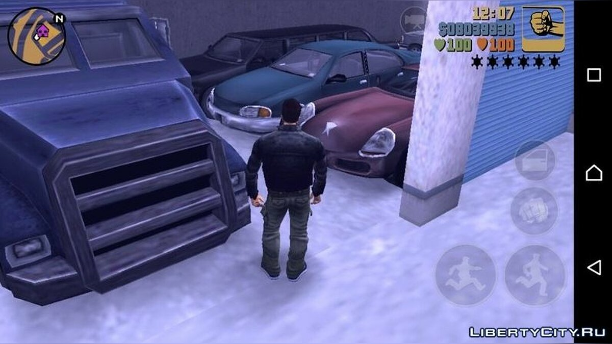 Saving GTA 3 Android 100% for GTA 3 (iOS, Android) - Картинка #2