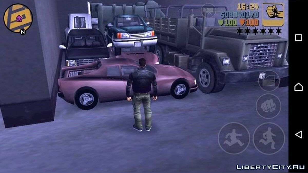 Saving GTA 3 Android 100% for GTA 3 (iOS, Android) - Картинка #4