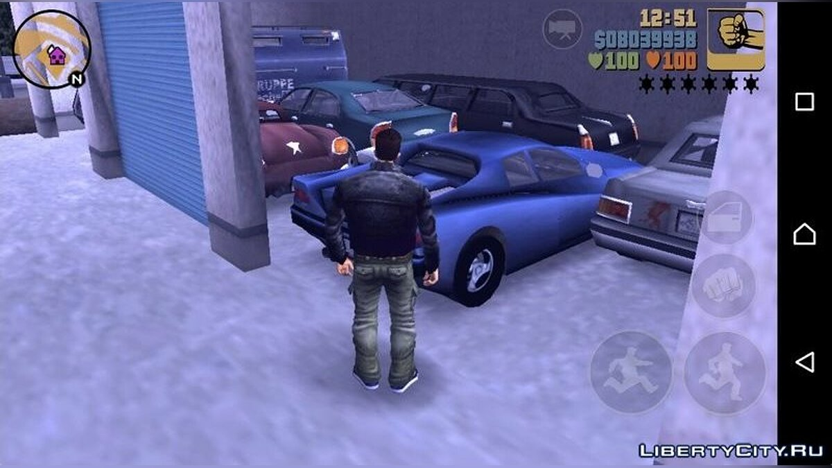 Saving GTA 3 Android 100% for GTA 3 (iOS, Android) - Картинка #5