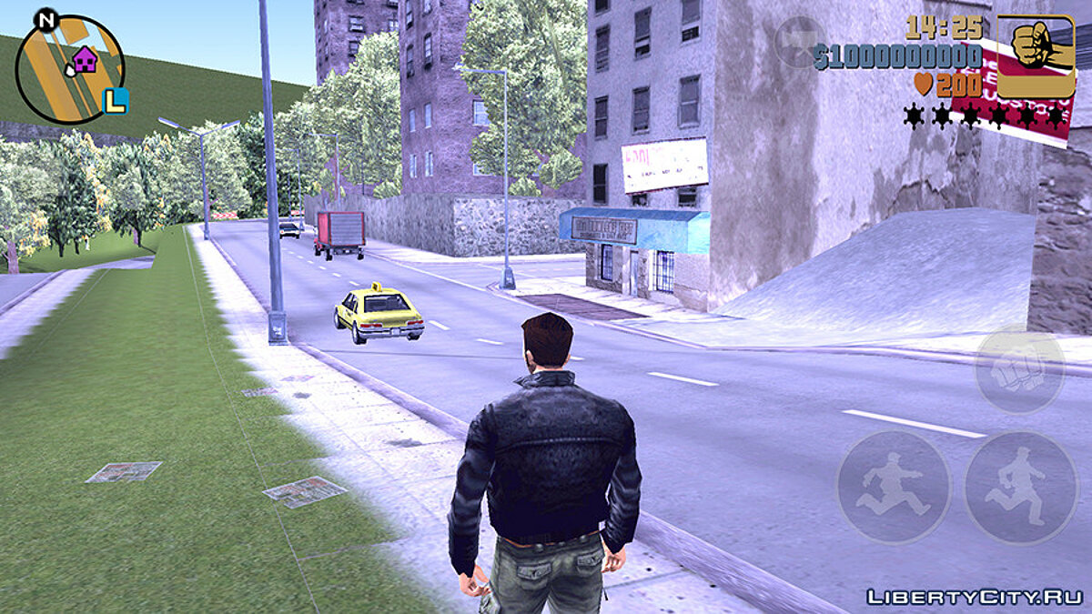 Save Perfect start to 100% progress (0.30 minute speedrun) for GTA 3 (iOS, Android)