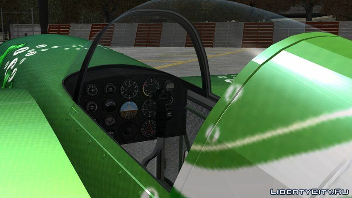 Planes and helicopters Mallard (+ HQ interior) for GTA 4