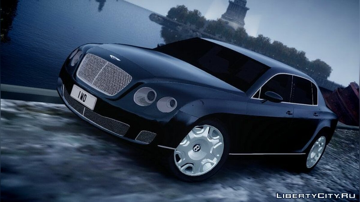 Bentley car 2010 Bentley Continental Flying Spur [BETA] for GTA 4