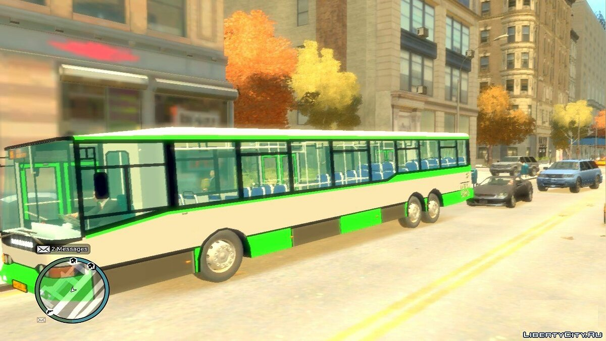 Bus Volzhanin-6270.10 for GTA 4