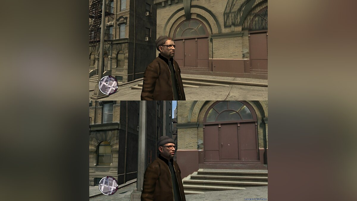 Grand Theft Auto IV Trilogy Characters Fixes v5.5 for GTA 4 - Картинка #4