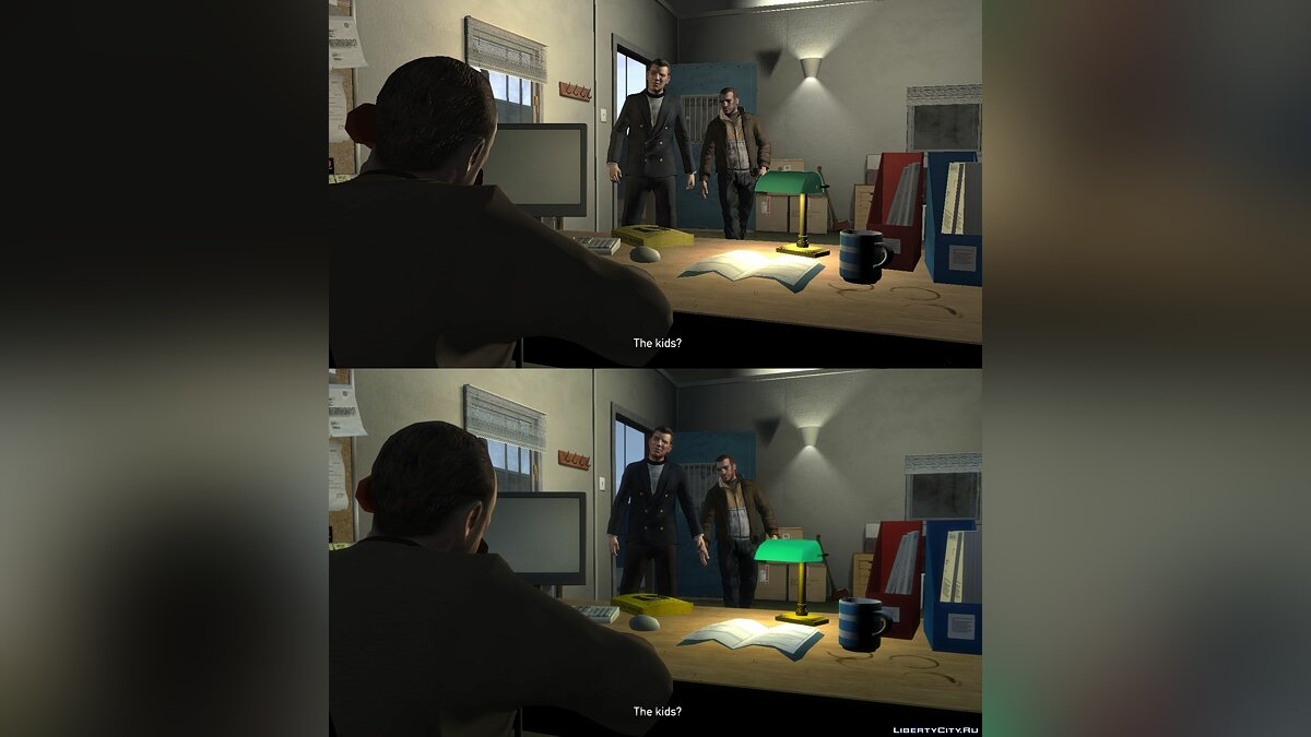 Grand Theft Auto IV Trilogy Characters Fixes v5.5 for GTA 4 - Картинка #15