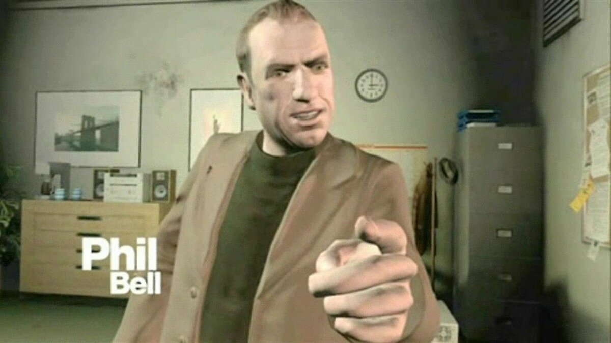 Phil Bell videos for GTA 4