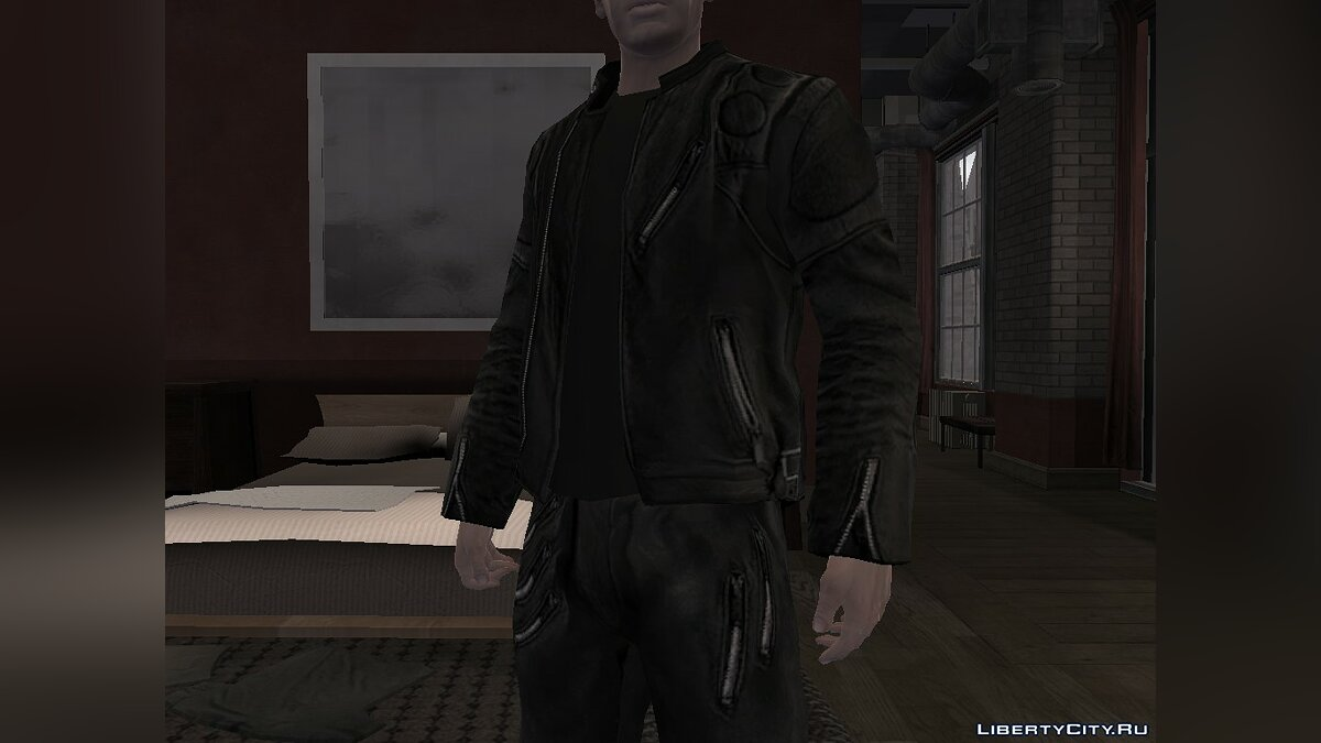 Clothes The NiNeya's Punk for gta IV (v.0.8.3) for GTA 4