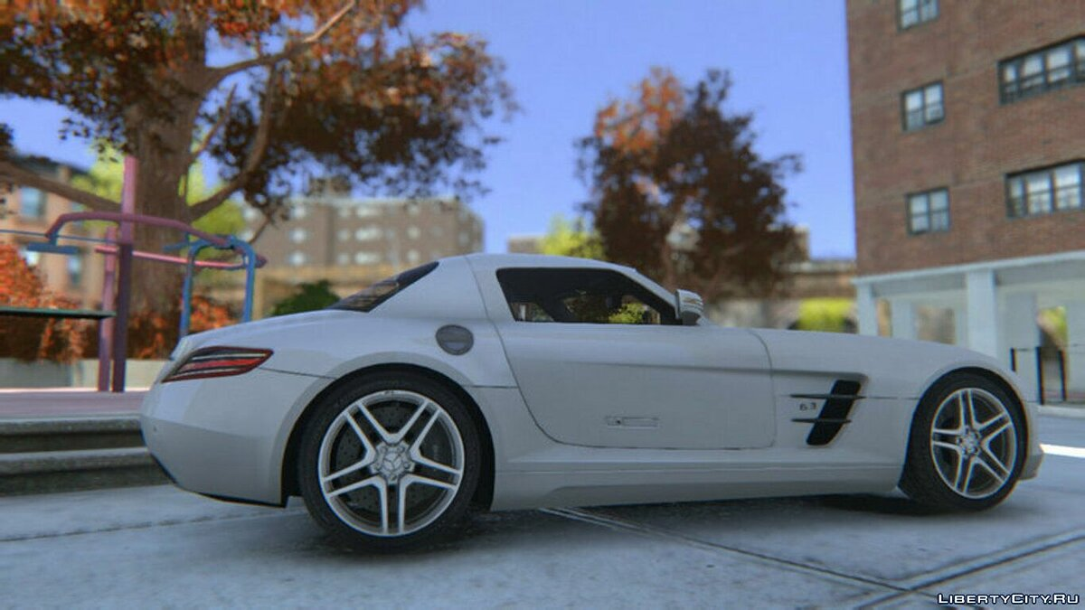 ENB mod NLG ENB Remastered (1.0.7.0/EFLC) for GTA 4