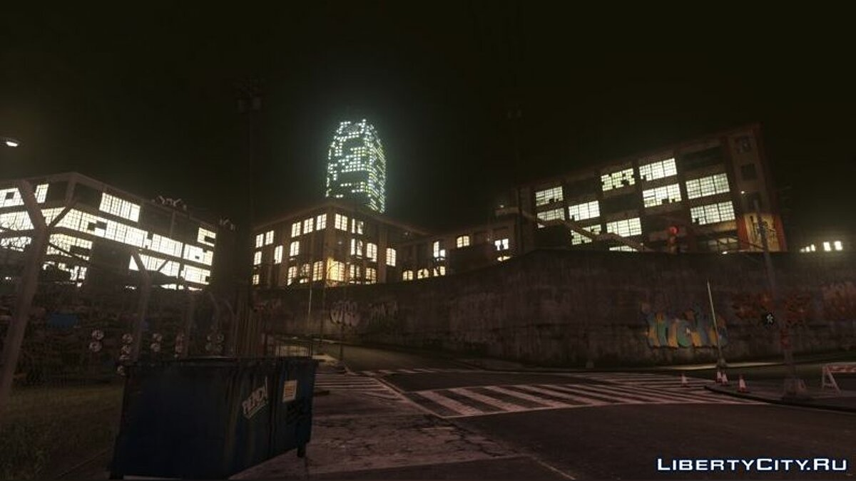 ENB mod Icenhancer 3.0 A.VISION for GTA 4