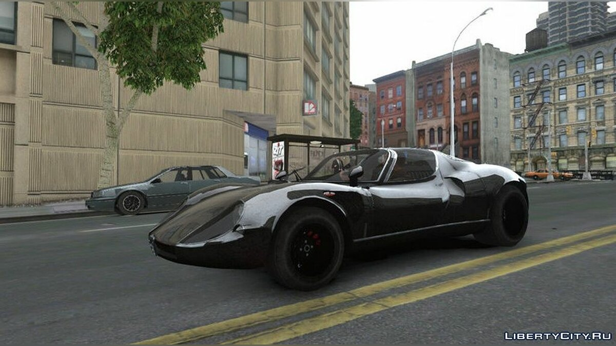 ENB mod Realistic graphics NLG ENB Remastered for GTA 4