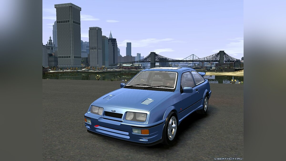 Ford car Ford Sierra RS Cosworth for GTA 4