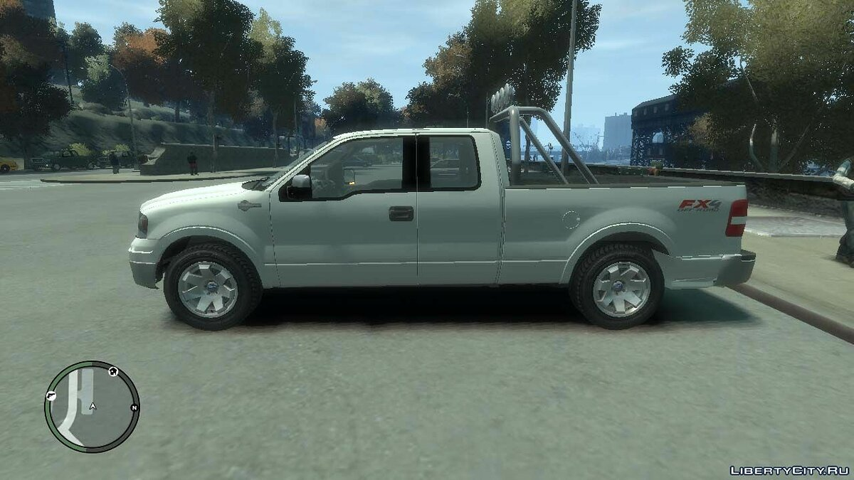 Ford car 2005 Ford F-150 King Ranch for GTA 4