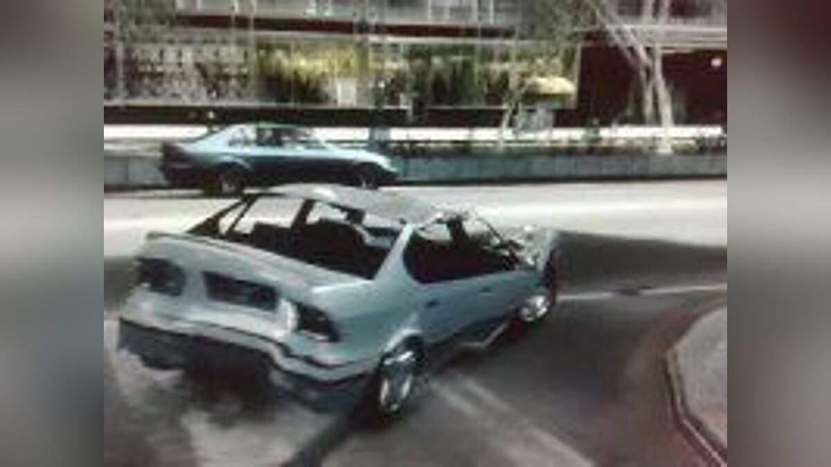 Gameplay video Damage to cars in GTA 4 for GTA 4
